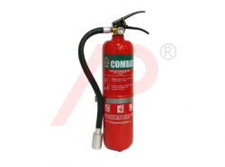 2kg Halotron Stored Pressure Fire Extinguisher