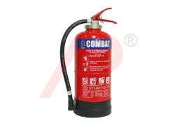 6kg ABC Cartridge Fire Extinguisher