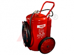 50ltr Foam Cartridge Type Mobile Fire Extinguisher