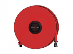 1in x 30m Slim Manual Swing Hose Reel