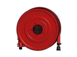 1in x 30m SS Manual Swing Hose Reel