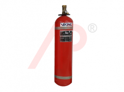FM 200 Clean Agent Cylinders (seamless)