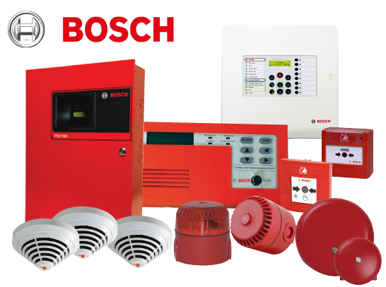 Bosch Conventional Fire Alarm System